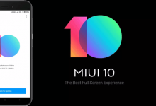 Cara Update Xiaomi Redmi Note 5A (UGGLITE) ke MIUI 10 via Updater 4