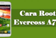 Cara Root Evercoss A7Z Tanpa PC 1