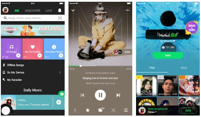 JOOX aplikasi musik terbaik