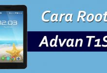 Cara Mudah Root Tablet Advan T1S 5