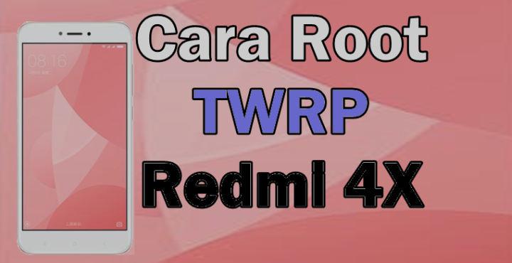 "Cara Root Dan Install TWRP Xiaomi Redmi 4X ""Santoni"" MIUI 10 / 9 / 8 1"