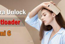 """Cara Unlock Bootloader """"UBL"""" Xiaomi Redmi 6 """"Cereus"""" 8"""
