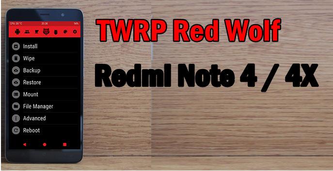 Cara Root Dan Instal TWRP Xiaomi Redmi Note 4 / 4X