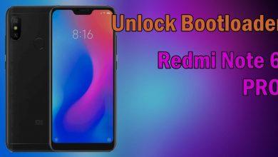 "Gambar Cara Unlock Bootloader / UBL Xiaomi Redmi Note 6 PRO ""TULIP"" 1"