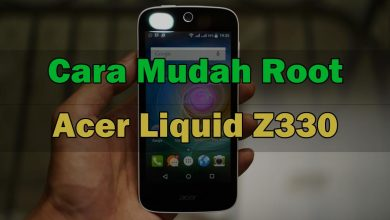 2 Cara Root Acer Liquid Z330 Tanpa PC via Kingroot dan Kingoroot 1