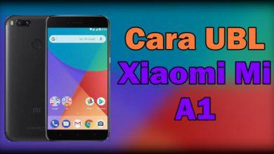 "Gambar Cara Unlock Bootloader ""UBL"" Xiaomi Mi A1 ""Tissot"" Android Nougat Dan Oreo 7"
