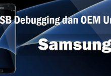 Cara Mengaktifkan USB Debugging Serta OEM Unlock Di Samsung 7
