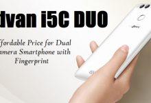 Gambar Advan i5C Duo Dual Kamera dengan Fingerprint 2