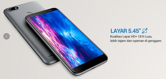 Gambar Advan i6A Android 8.1 Oreo dengan Antarmuka IDOS 8.0 1