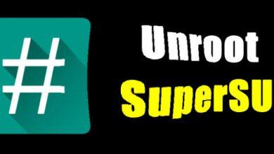 Gambar Cara Unroot SuperSU Menggunakan Aplikasi dan TWRP 1