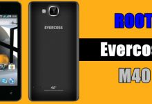 Cara Root Evercoss Winner T M40 Andorid 5.1 Lollipop Tanpa PC 9