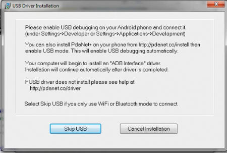 Cara Install USB Driver Android Di PC / Laptop Windows XP / 7 / 8.1 / 10 5