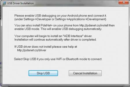 Aktifkan USB Debug Dan Hubungkan KE PC