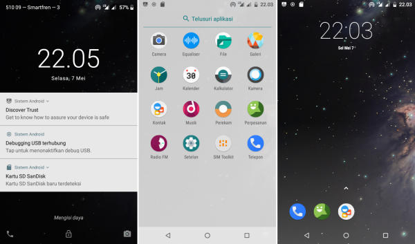 LineageOS 15 Andromax A