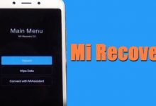 Download Stock Mi Recovery Redmi 5A (Riva) 11
