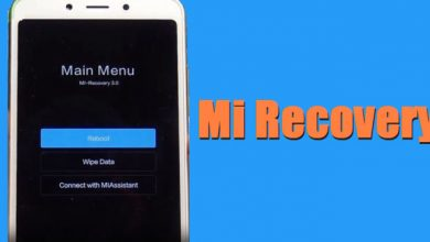 Download Stock Mi Recovery Redmi 5A (Riva) 7