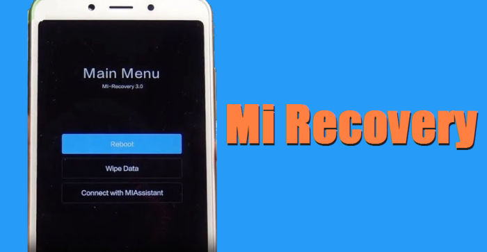 Download Stock Mi Recovery Redmi 5A (Riva) 1