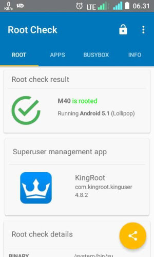 Cara Root Evercoss Winner T M40 Andorid 5.1 Lollipop Tanpa PC 4