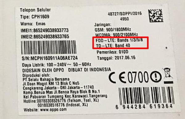 Bisakah HP OPPO Menggunakan Kartu Smartfren 4G 2