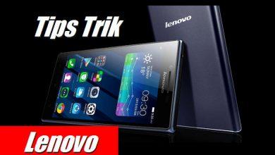 Gambar Cara Memunculkan Opsi Pengembang Lenovo dan usb debugging 3