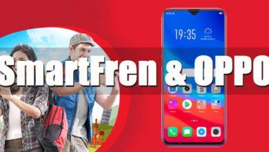 Apakah HP OPPO Bisa Menggunakan Kartu Smartfren 4G? 3