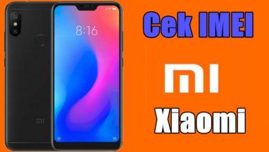 Cara Cek Nomor IMEI HP Xiaomi Resmi Atau BM 8