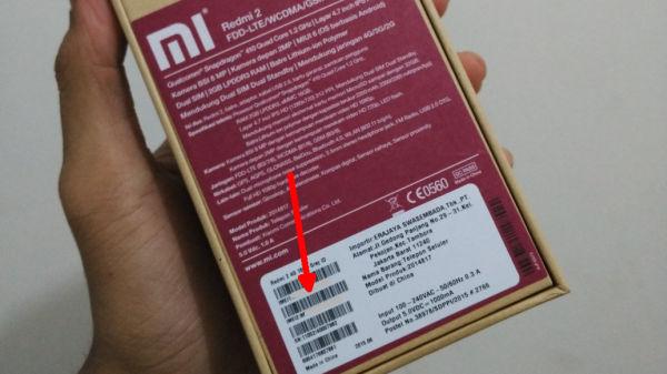 Cara Cek Nomor IMEI Resmi Atau Bukan Di Semua HP Xiaomi 3