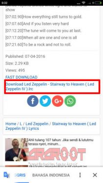 download lirik lagu