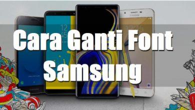 Gambar Cara Mudah Mengganti Font Samsung Semua Model Tanpa Root 1