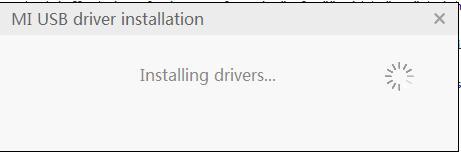 Installing Drivers Xiaomi