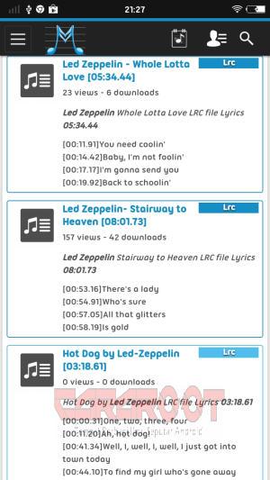 Cara Menampilkan Lirik Lagu di i Music HP Vivo 7