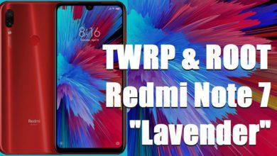 Gambar Cara Pasang TWRP Dan Root Redmi Note 7 (Lavender) 4