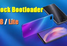 Cara Unlock Bootloader Xiaomi Mi 8 / Mi 8 Lite 18