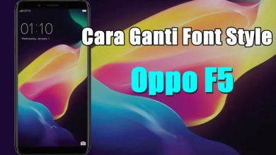 Gambar Cara Mengganti Font Oppo F5 dan F5 Youth 1