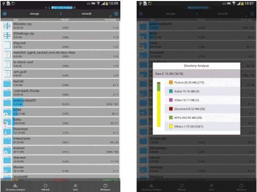 Gambar ES Explorer APK - Aplikasi Penjelajah File Android Terbaik 2
