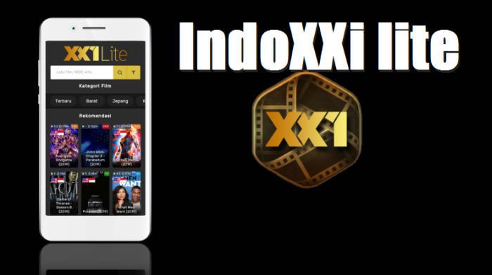 Aplikasi Indoxxi Terbaru