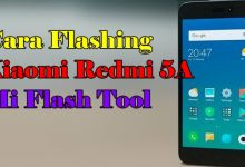 Cara Flashing Xiaomi Redmi 5A Dengan Mi Flash Tool via PC 1