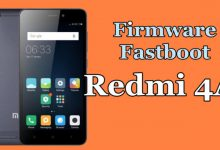 Download Firmware Fastboot Global/China Stable Redmi 4A 9