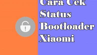 Gambar 3 Cara Cek Status Unlock Bootloader Hp Xiaomi 5