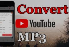 Cara Download dan Convert Youtube Lagu MP3 Di Android 10