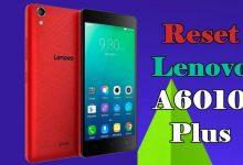 Gambar Cara Reset Ulang Hp Lenovo A6010 / Plus via Recovery 2