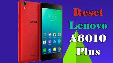 Gambar Cara Reset Ulang Hp Lenovo A6010 / Plus via Recovery 4