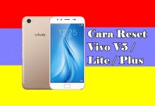 Cara Factory dan Hard Reset Vivo V5, V5 Lite dan V5 Plus 5