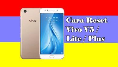 Cara Factory dan Hard Reset Vivo V5, V5 Lite dan V5 Plus 4