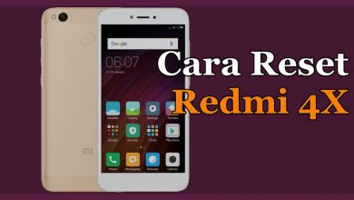 Cara Reset Xiaomi Redmi 4X
