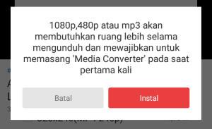install media converter
