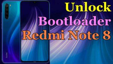 Cara Unlock Bootloader HP Redmi Note 8 / Pro 4