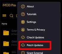 Imod Pro Patch Update