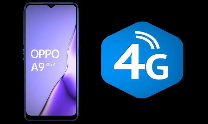 Cara Mengunci 4G HP OPPO