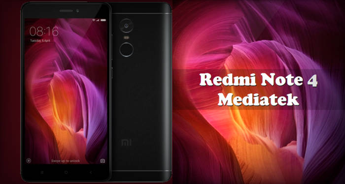 Gambar ROM Fastboot Global / China Stable Xiaomi Redmi Note 4 Mediatek (Nikel) 8